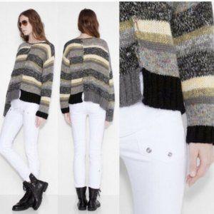 Zadig & Voltaire Jemma Deluxe Al Sweater Sz S